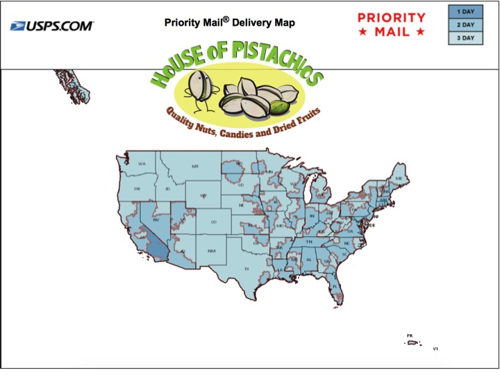 HOP Priority Mail®